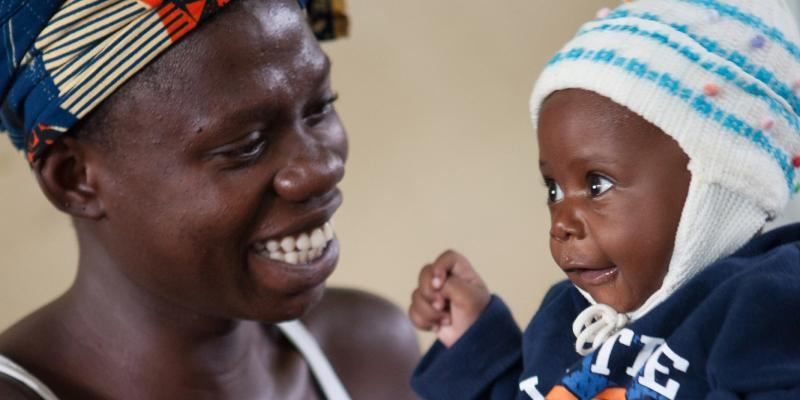 Mother and child in Tanzania | VSO