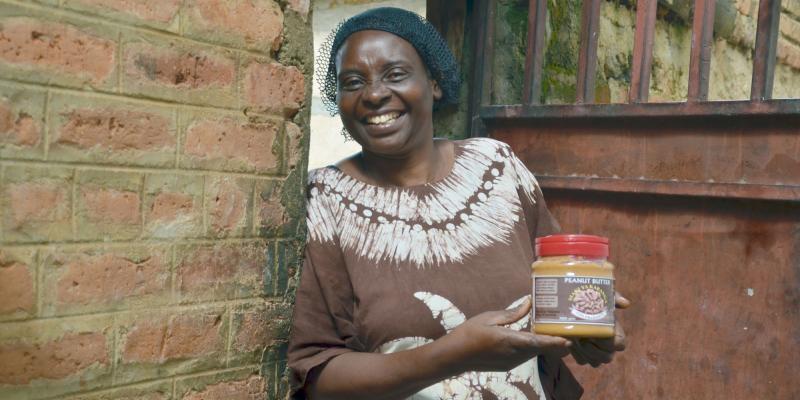 Celina Chibanda, entrepreneur in Iringa, Tanzania   VSO