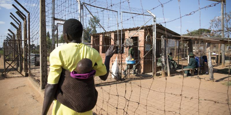 Zimbabwe prison
