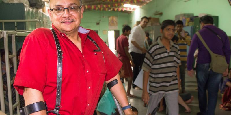 Corporate volunteering in india