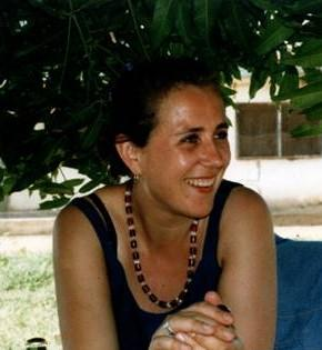 Kate Iorpenda on placement in Nigeria in 1995.