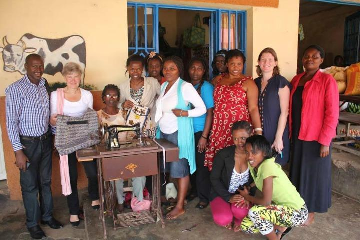 Kate Green on parliamentary volunteer placement with VSO in Rwanda