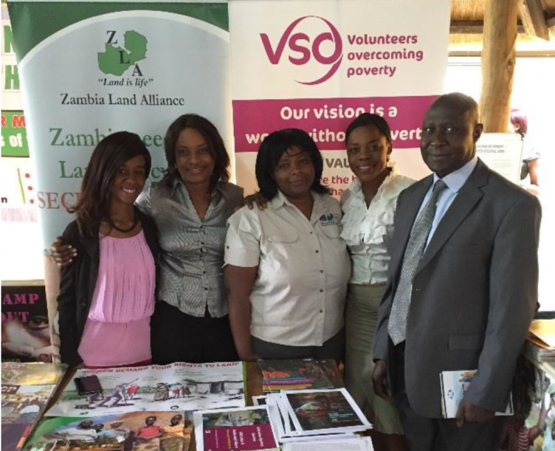 Land Access Network for Development and Justice (LAND Justice) project in Zambia